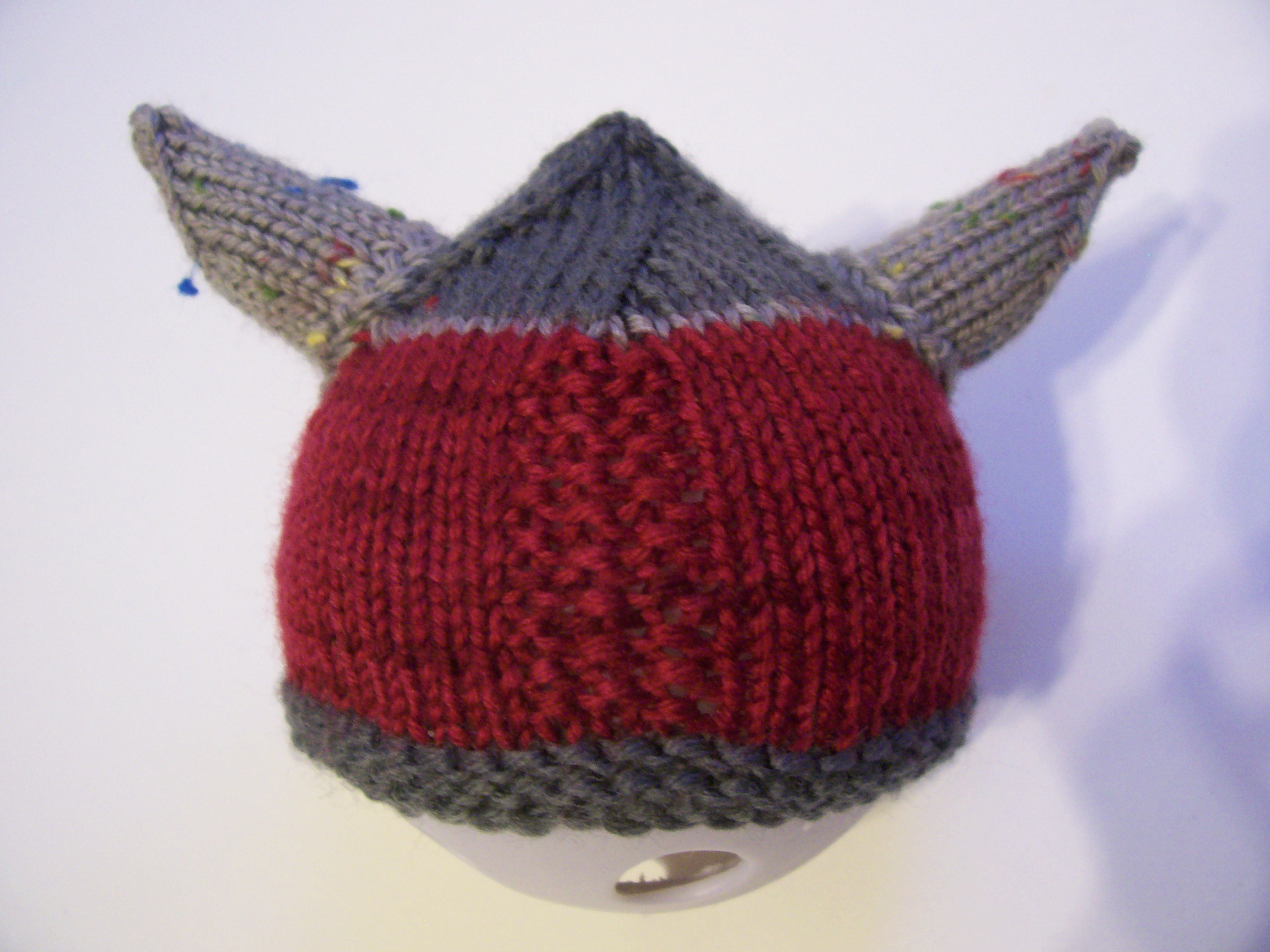 Viking Preemie Hat