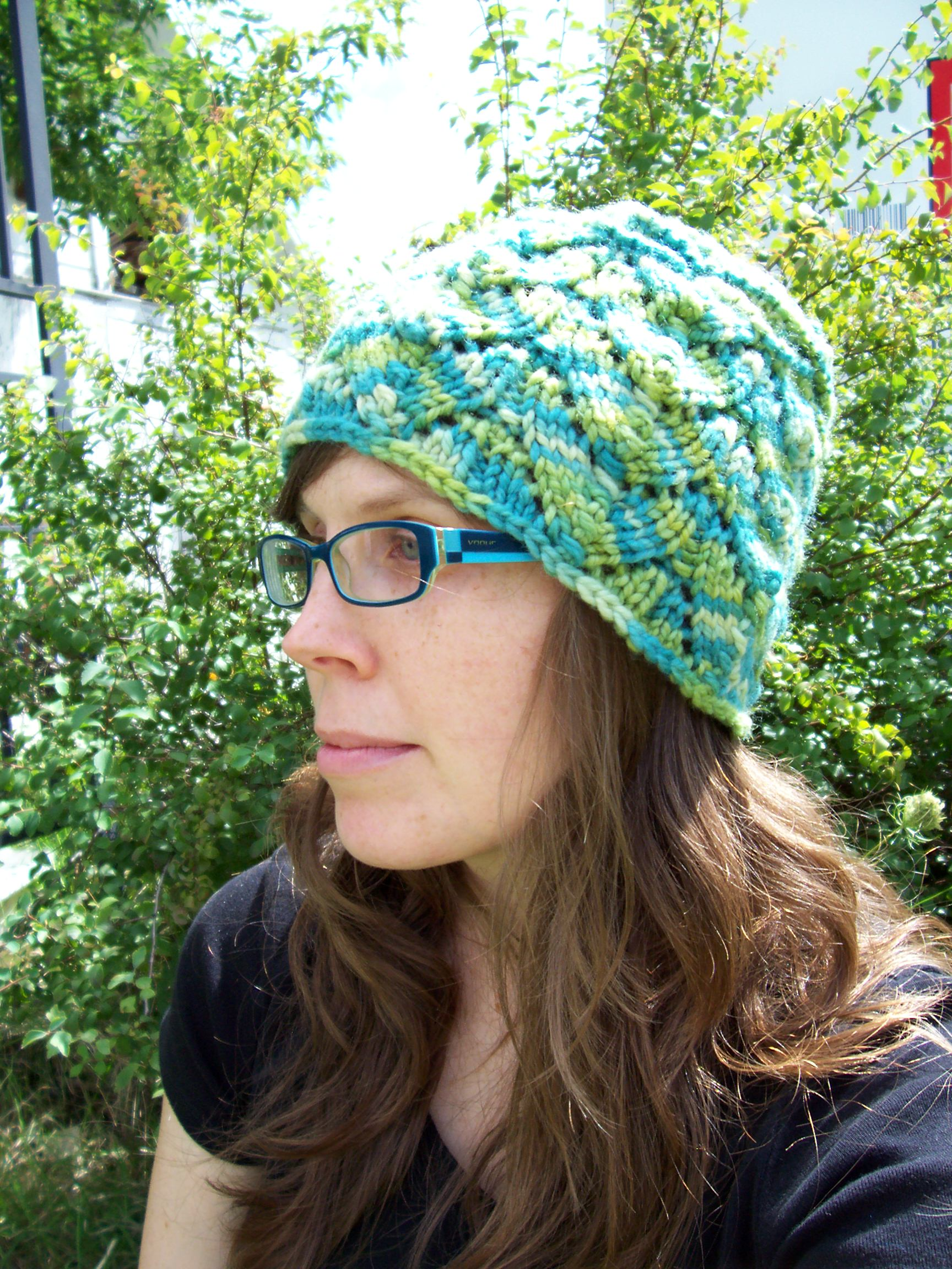 Leafalicious Hat