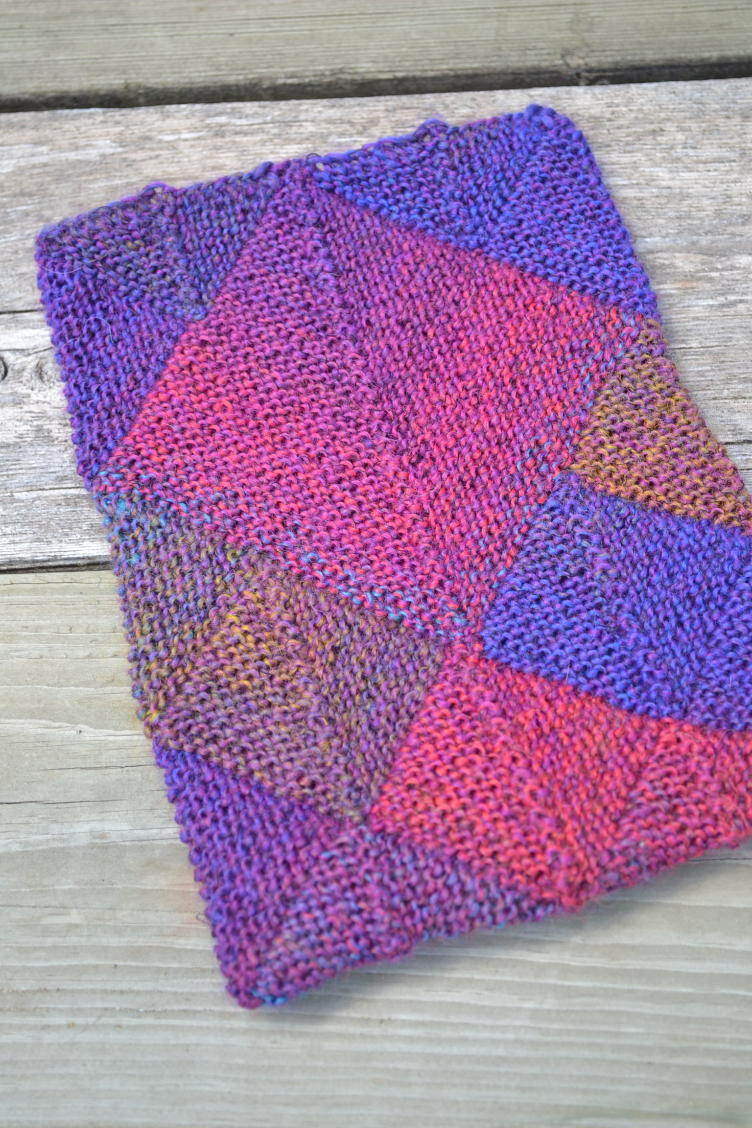 Knitted Book Cover Pattern Free ~ Knitted kindle cover aknitica
