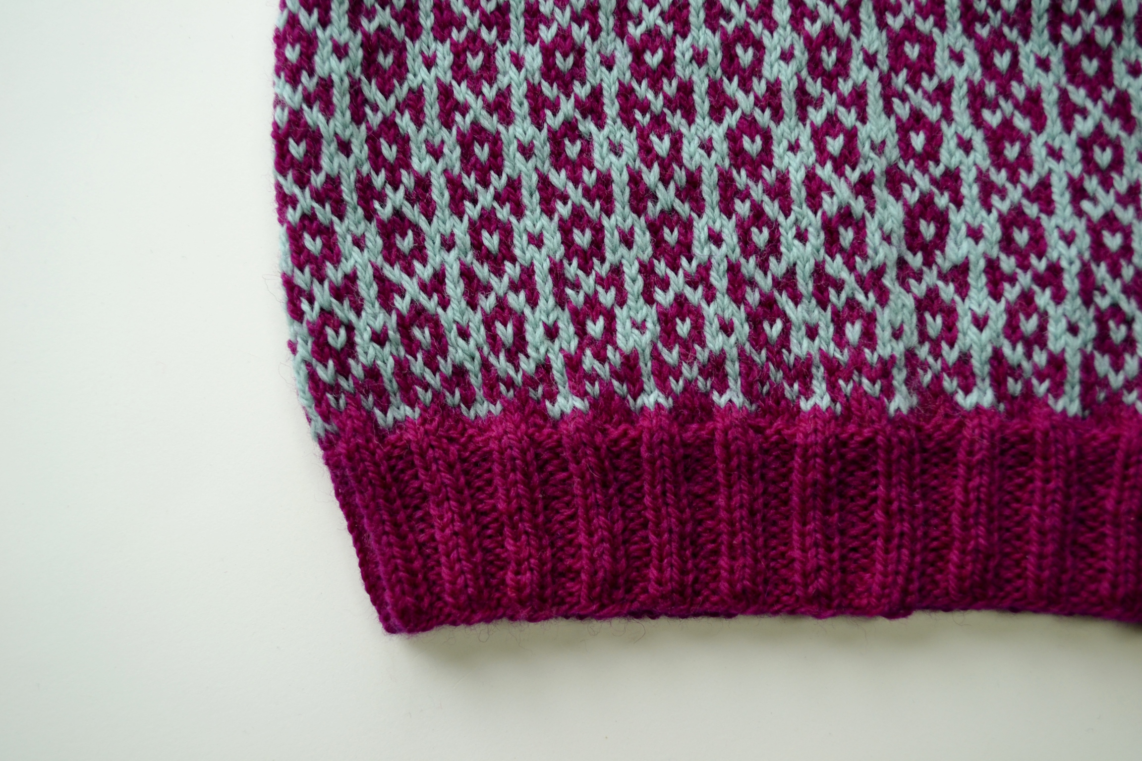Knitting Tips : Tips for knitting Fair Isle. www.aknitica.com #knittingtips # ...