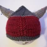 Viking Preemie Hat