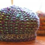 Hand-Painted Preemie Hat