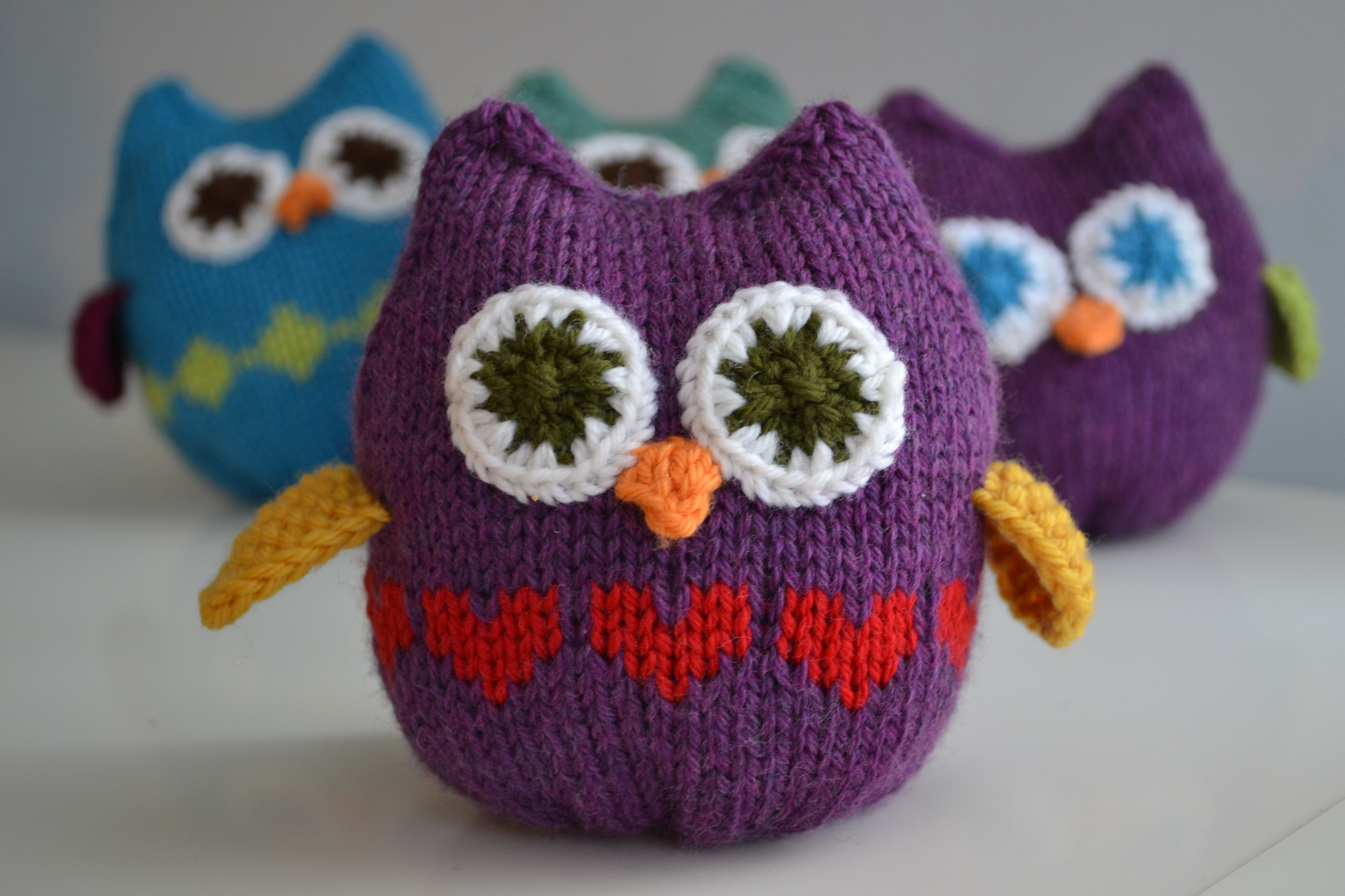 15 Free Animal Knitting Patterns - The Funky Stitch